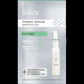 DOCTOR BABOR Peptides Ampoule - für sofort glattere und gestraffte Haut