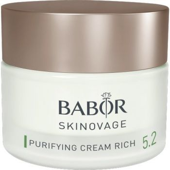 "BABOR Skinovage Purifying Cream rich 5.2 - ""Anti-Pickel Creme"""