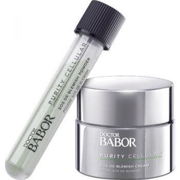 BABOR Doc Purity Cell. SOS De-Blemish Kit