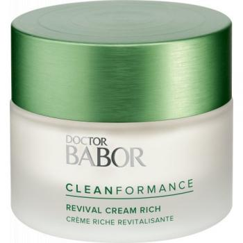 BABOR Doctor Babor CBD CleanFormance Revival Cream Rich