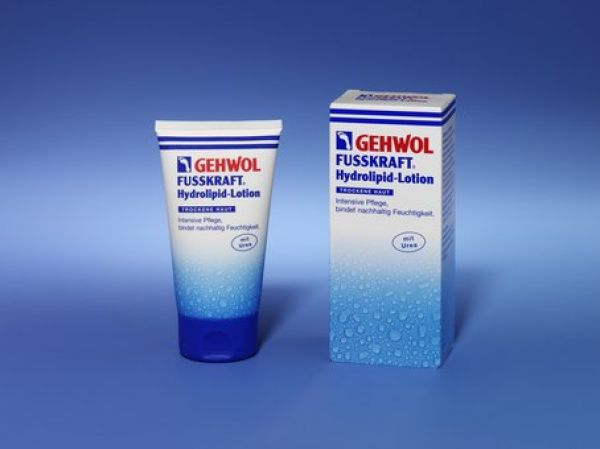 Gehwol Fusskraft Mint, 75-ml-Tube