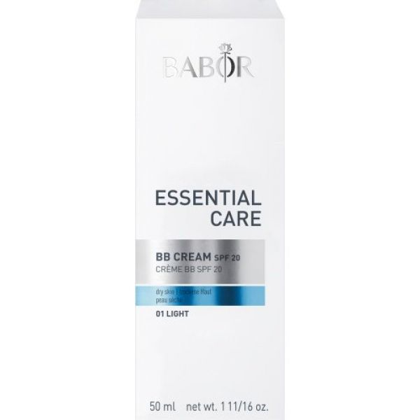 "BABOR Essential Care BB Cream 01 Light ""Getönte Tagescreme"""